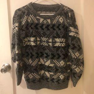 "Sweaters - Vintage ""Grandpa"" Sweater"